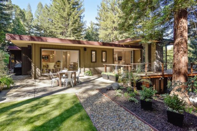 411 Crown Road, Kentfield, CA 94904 (#21908759) :: Lisa Imhoff | Coldwell Banker Kappel Gateway Realty