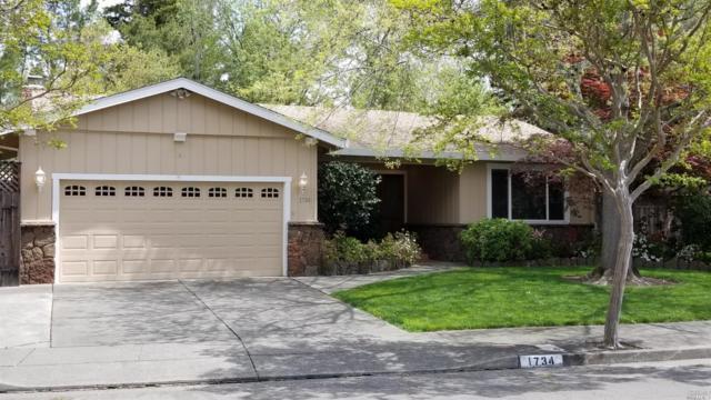 1734 Calavaras Drive, Santa Rosa, CA 95405 (#21908825) :: W Real Estate   Luxury Team