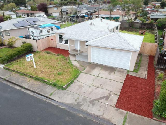 172 Sawyer Street, Vallejo, CA 94589 (#21908908) :: Rapisarda Real Estate