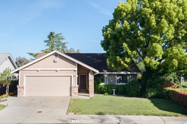 208 White Sands Drive, Vacaville, CA 95687 (#21909000) :: Rapisarda Real Estate