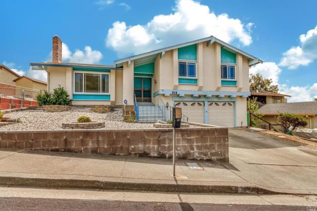 312 Steven Circle, Benicia, CA 94510 (#21909008) :: Rapisarda Real Estate