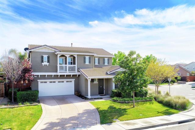 301 Frisbie Circle, Vacaville, CA 95688 (#21909038) :: Rapisarda Real Estate
