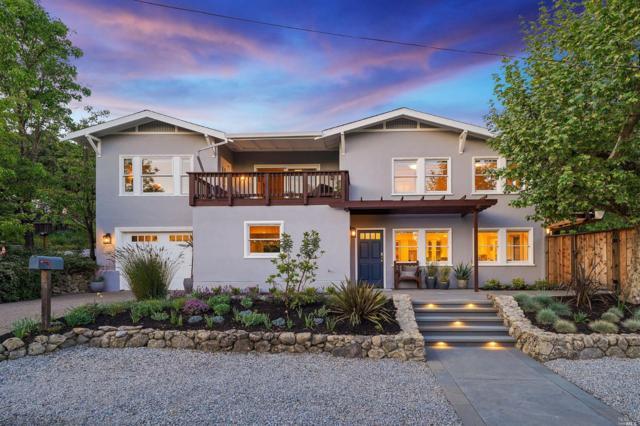 400 San Francisco Boulevard, San Anselmo, CA 94960 (#21909245) :: Intero Real Estate Services