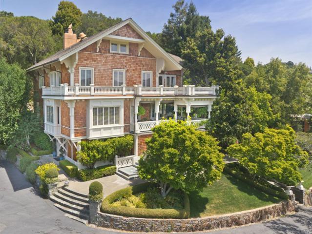 117 Laurel Grove Avenue, Ross, CA 94957 (#21909344) :: Team O'Brien Real Estate
