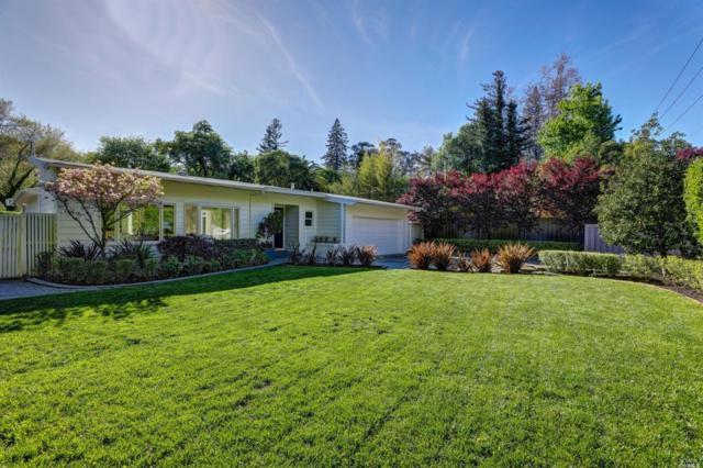 27 Sir Francis Drake Boulevard, Ross, CA 94957 (#21909423) :: Perisson Real Estate, Inc.