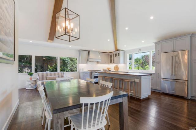 5 Almenar Drive, Greenbrae, CA 94904 (#21909462) :: Intero Real Estate Services