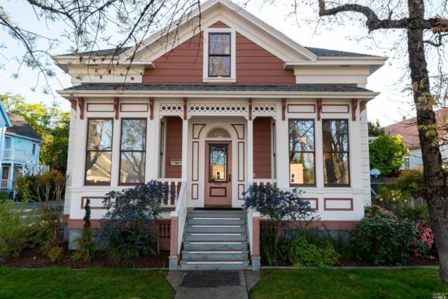 514 S School Street, Ukiah, CA 95482 (#21909479) :: Michael Hulsey & Associates