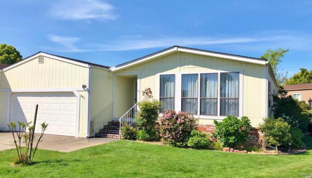 201 Nicole Way, Napa, CA 94558 (#21909589) :: Intero Real Estate Services
