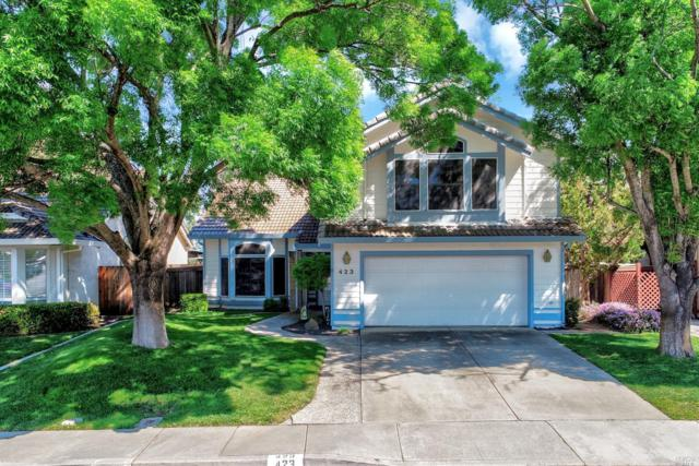 423 Shannon Drive, Vacaville, CA 95688 (#21909628) :: RE/MAX GOLD