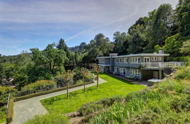 16 Madrone Way, Kentfield, CA 94904 (#21910114) :: RE/MAX GOLD
