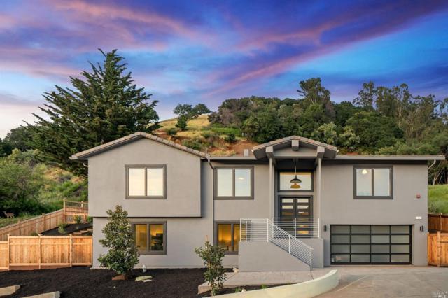 2 Loma Robles Drive, San Anselmo, CA 94960 (#21911080) :: RE/MAX GOLD