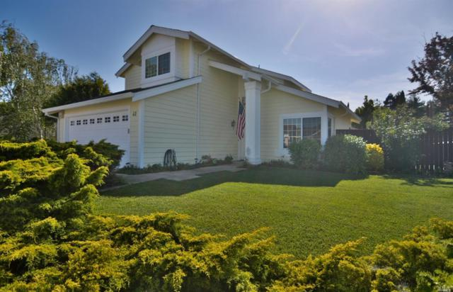 41 Brighton Drive, Vallejo, CA 94591 (#21911265) :: Michael Hulsey & Associates