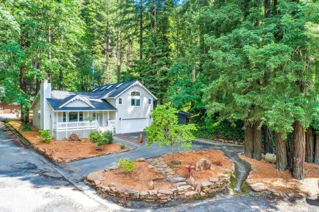 15003 Merry Lane, Guerneville, CA 95446 (#21911308) :: RE/MAX GOLD