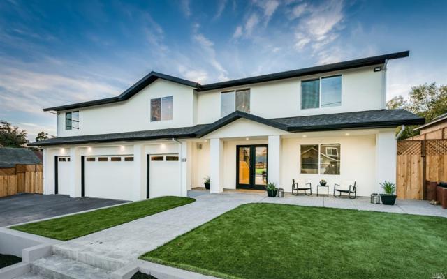 809 Ruth Court, Petaluma, CA 94952 (#21911330) :: RE/MAX GOLD