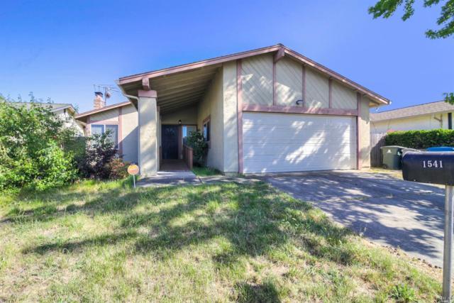 1541 Severus Drive, Vallejo, CA 94589 (#21911752) :: Intero Real Estate Services