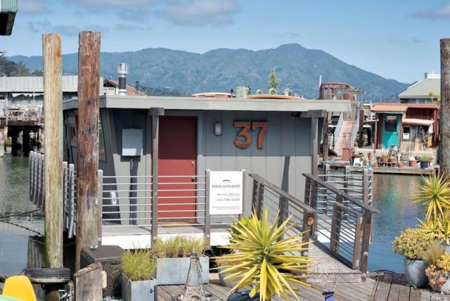 37 S 40 Dock, Sausalito, CA 94965 (#21911785) :: Intero Real Estate Services