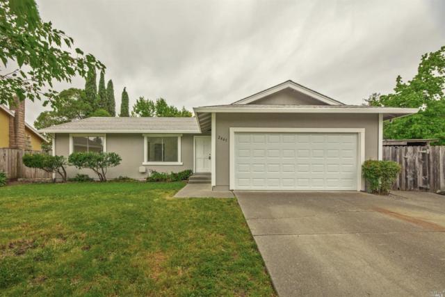 2445 Marilyn Court, Santa Rosa, CA 95407 (#21911848) :: Intero Real Estate Services