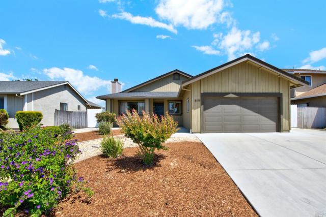 819 Blackspur Drive, Suisun City, CA 94585 (#21911851) :: Rapisarda Real Estate