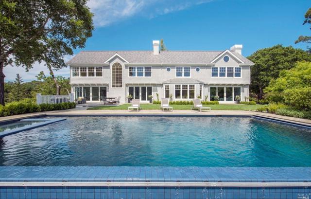 12 Skyland Way, Ross, CA 94957 (#21912034) :: Intero Real Estate Services