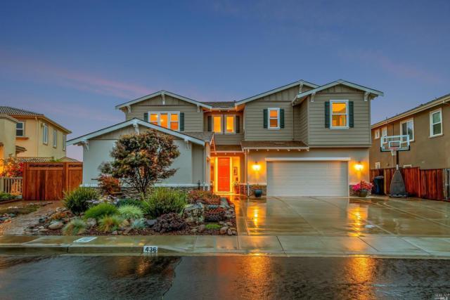 436 Lansing Circle, Benicia, CA 94510 (#21912112) :: Lisa Imhoff | Coldwell Banker Kappel Gateway Realty