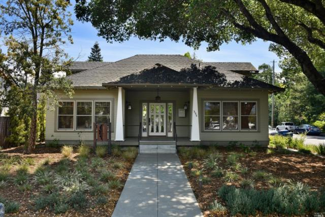 596 1st Street E, Sonoma, CA 95476 (#21912204) :: RE/MAX GOLD