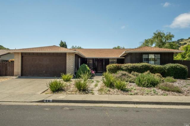 86 Upper Oak Drive, San Rafael, CA 94903 (#21912221) :: RE/MAX GOLD