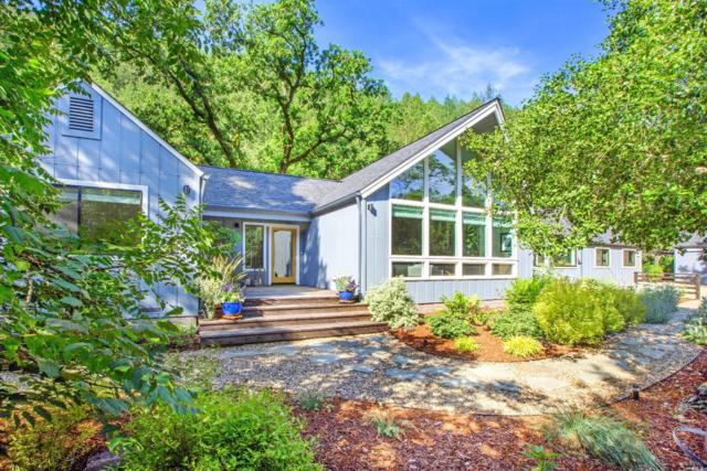 481 Crystal Springs Road, St. Helena, CA 94574 (#21912273) :: Lisa Imhoff | Coldwell Banker Kappel Gateway Realty
