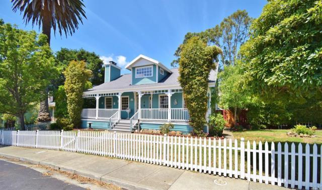 869 Jefferson Street, Benicia, CA 94510 (#21912413) :: Lisa Imhoff | Coldwell Banker Kappel Gateway Realty