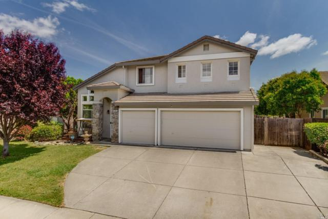 1007 Zircon Court, Vacaville, CA 95687 (#21912461) :: Lisa Imhoff | Coldwell Banker Kappel Gateway Realty