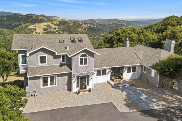 100 W Oak Knoll Drive, San Anselmo, CA 94960 (#21912551) :: RE/MAX GOLD