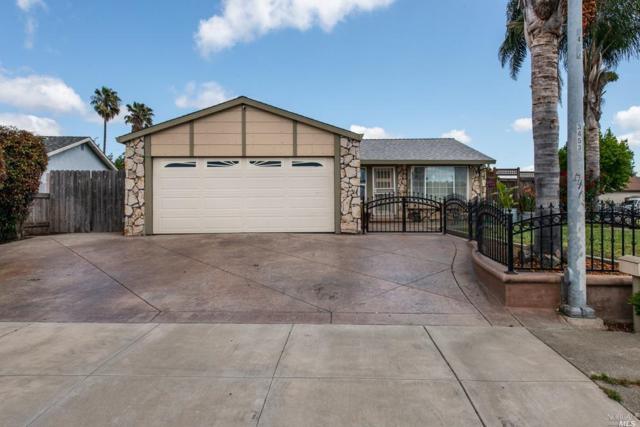 200 Auburn Drive, Vallejo, CA 94589 (#21912670) :: Intero Real Estate Services