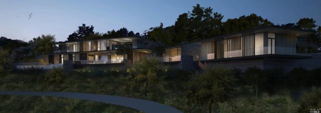 3820 Paradise Drive Lot 1, Tiburon, CA 94920 (#21912751) :: Rapisarda Real Estate