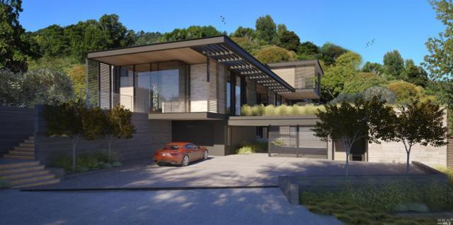 3820 Paradise Drive Lot 4, Tiburon, CA 94920 (#21912753) :: Rapisarda Real Estate