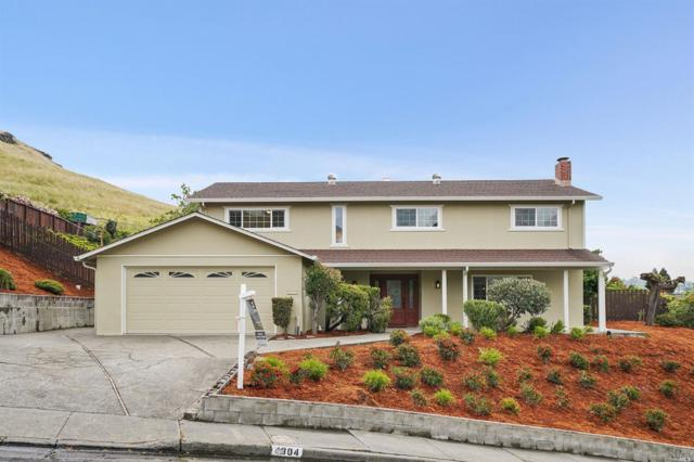1304 Las Raposas Road, San Rafael, CA 94903 (#21912754) :: RE/MAX GOLD