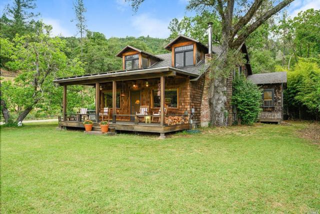 3920 Silverado Trail, Calistoga, CA 94515 (#21912869) :: Intero Real Estate Services