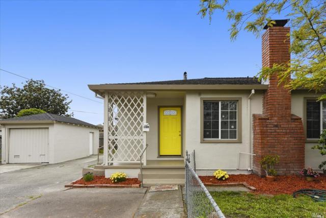 100 Payran Street, Petaluma, CA 94952 (#21912965) :: RE/MAX GOLD