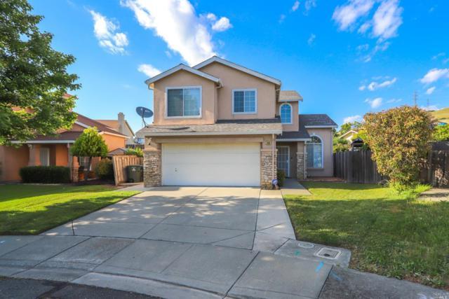 160 Rodeo Court, Vallejo, CA 94589 (#21913083) :: Intero Real Estate Services
