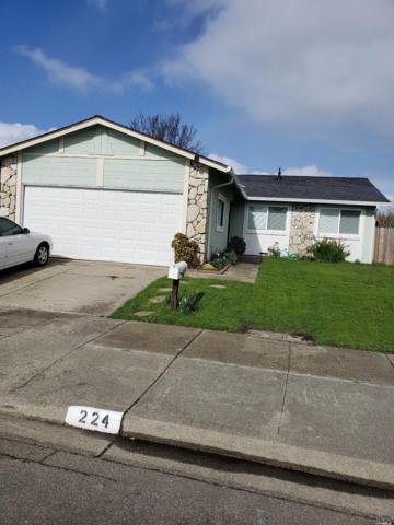 224 Auburn Drive, Vallejo, CA 94589 (#21913130) :: Intero Real Estate Services
