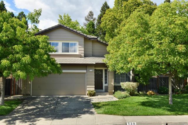 539 Shagbark Street, Windsor, CA 95492 (#21913138) :: Rapisarda Real Estate