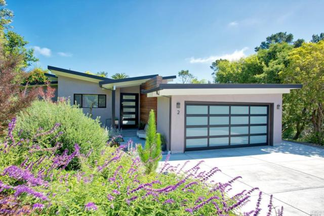 2 Hillcrest Road, Tiburon, CA 94920 (#21913891) :: Lisa Perotti | Zephyr Real Estate
