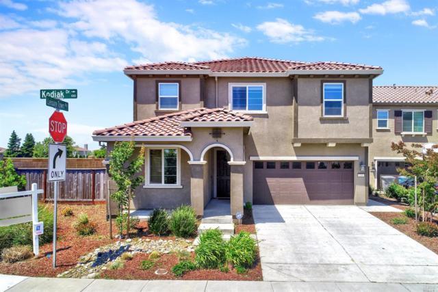 100 Kodiak Drive, Vacaville, CA 95687 (#21914114) :: W Real Estate | Luxury Team