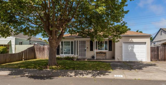 827 Beechwood Avenue, Vallejo, CA 94591 (#21914236) :: Rapisarda Real Estate