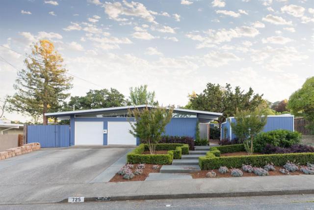 725 Bamboo Terrace, San Rafael, CA 94903 (#21914281) :: Rapisarda Real Estate