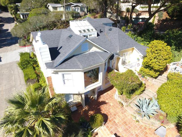 2 Lower Crescent Avenue, Sausalito, CA 94965 (#21914706) :: Lisa Perotti | Zephyr Real Estate
