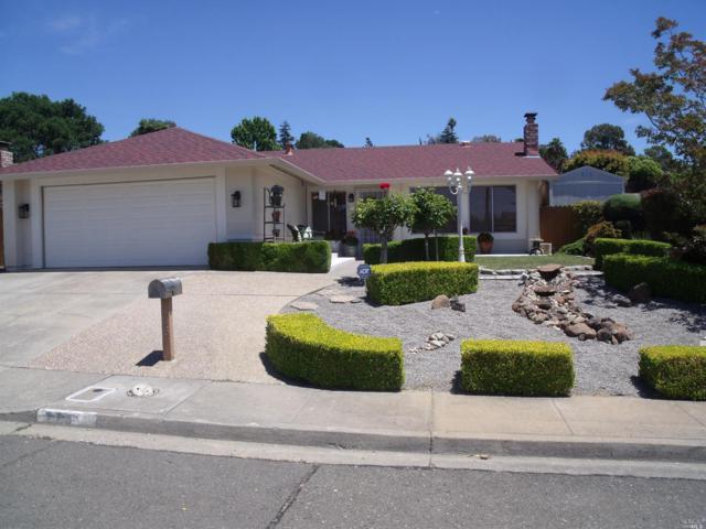 228 Masonic Drive, Vallejo, CA 94591 (#21914749) :: Rapisarda Real Estate