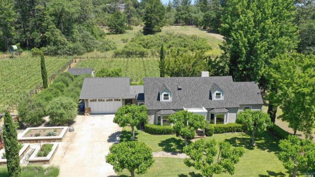 544 Liparita Avenue, Angwin, CA 94508 (#21914773) :: Lisa Perotti | Zephyr Real Estate
