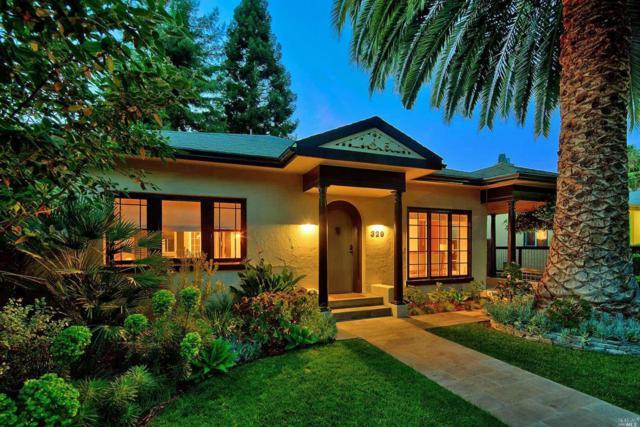 329 Greenfield Avenue, San Anselmo, CA 94960 (#21914847) :: W Real Estate | Luxury Team