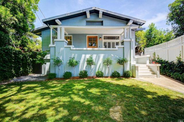 15 Park Drive, San Anselmo, CA 94960 (#21914923) :: Lisa Perotti | Zephyr Real Estate