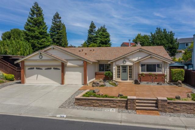 260 Trotter Drive, Vallejo, CA 94591 (#21915276) :: Rapisarda Real Estate