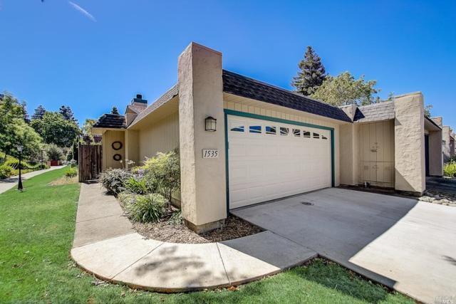 1535 London Circle, Benicia, CA 94510 (#21915279) :: Lisa Imhoff   Coldwell Banker Kappel Gateway Realty